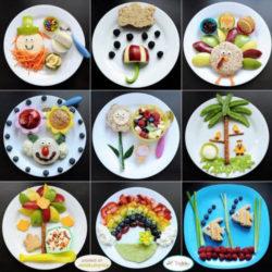 Consejos para hablar de alimentación y salud a los niños