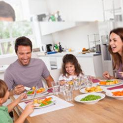 Respetar el apetito de un niño es respetar al niño
