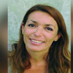 Ana Isabel Gutiérrez Salegui, autora de 'Consume y calla'