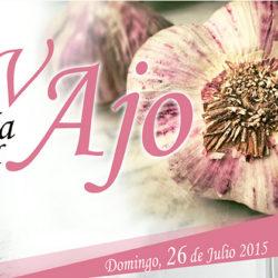 IV Día del Ajo en Falces (Navarra)