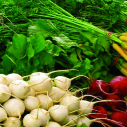 ¡Disfruta de las verduras de primavera!