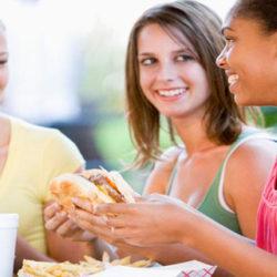 La alimentación correcta en la adolescencia
