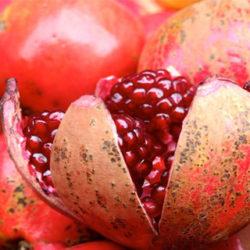 Granada, una fruta depurativa y antienvejecimiento