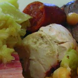 El cocido, un plato sabroso, completo y contundente