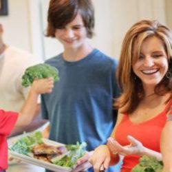 10 consejos fundamentales en la alimentación de niños y adolescentes